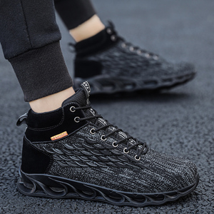 Image 4 - Autumn and winter shoes men outdoor sports shoes basketball shoes truck shoes mens shoes brand shoes China mens casual shoes
