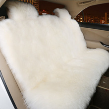 Car Seat Cushion Whole-Sheepskin Universal Promotion Fur KAWOSEN 1 Wool LWSC01 Super-Warm