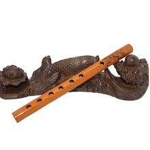 Музыкальные инструменты 24 см прочный начинающих бамбуковая флейта кларнет подарок Тройная Музыка ручной работы китайская флейта для детей игрушка