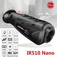 GUIDE IR510Nano N1 Digital Infrared Night-vision Thermal Imager Scope Detector Thermal Imaging  Riflescope for Hunting Patrol