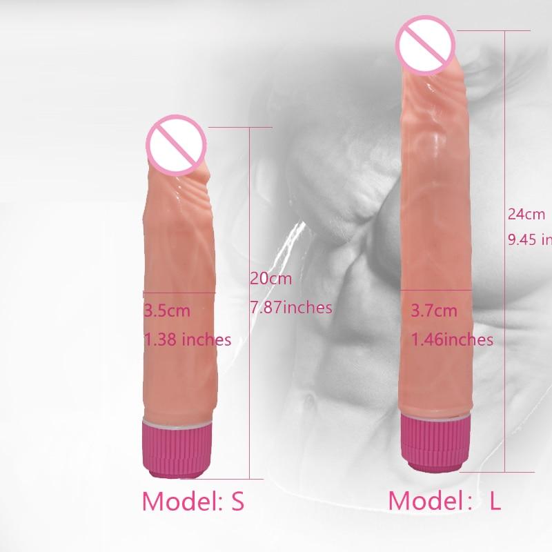 Big Dildo Vibrator Sex Toys For Adults Woman Dildos Vibrators For Women Pene Vibrador Femme Intimate Goods Consolador Para Mujer