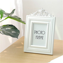 marco cuadro blanco RETRO VINTAGE
