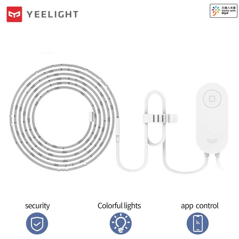Yeelight LED Strip Light Christmas Decorations For Led Strip RGB Led Ribbon Smart Light Strip For Alexa Google Control