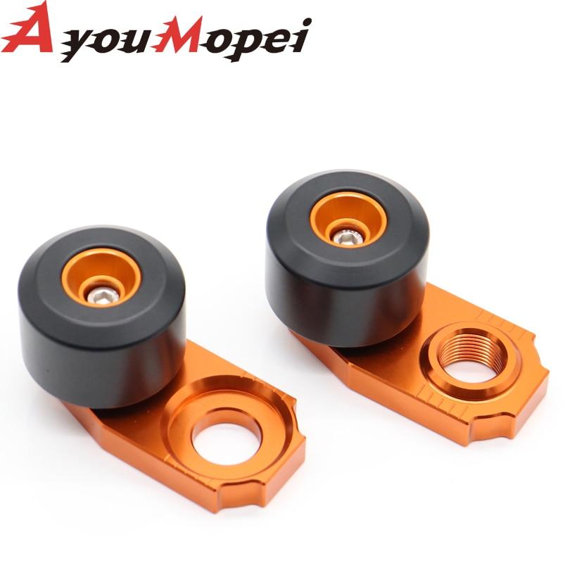 Регулятор цепи, регулятор слайдеров для мотоцикла KTM MXC 520 400 380 300 250 200/SX 525 520 450 400 380 MX-C SX450