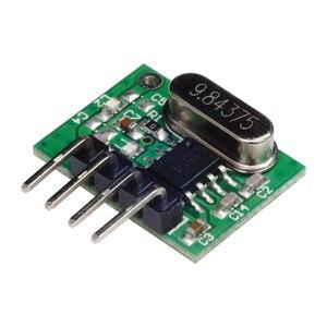 Image 4 - QIACHIP 315mhz RF الارسال والاستقبال Superheterodyne UHF ASK وحدة التحكم عن بعد عدة الذكية منخفضة الطاقة لاردوينو/ARM/MCU