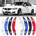 2 шт. Алюминиевый автомобильный рычаг переключения руля для BMW M3 2014-2018