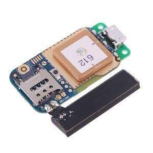 ZX612 GPS Tracker Positioner Locator SOS Alarm Web APP Tracking PCBA For Kid Pet(China)