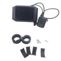 750C LCD Ebike pantalla IPS color pantalla Mid Kit de Motor para Bafang BBS01 BBS02 BBSHD|Accesorios de bicicleta eléctrica| |  -