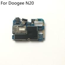 "Doogee N20 Used Mainboard 4G RAM+64G ROM Motherboard For Doogee N20 MT6763 Octa Core 6.3"" 2280x1080 Smartphone"