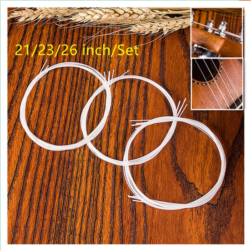 Professional Nylon Silver Strings Set For Classical Classic Guitar  1-4 E B  D A ,Guitarra Bass Parts & Accessories