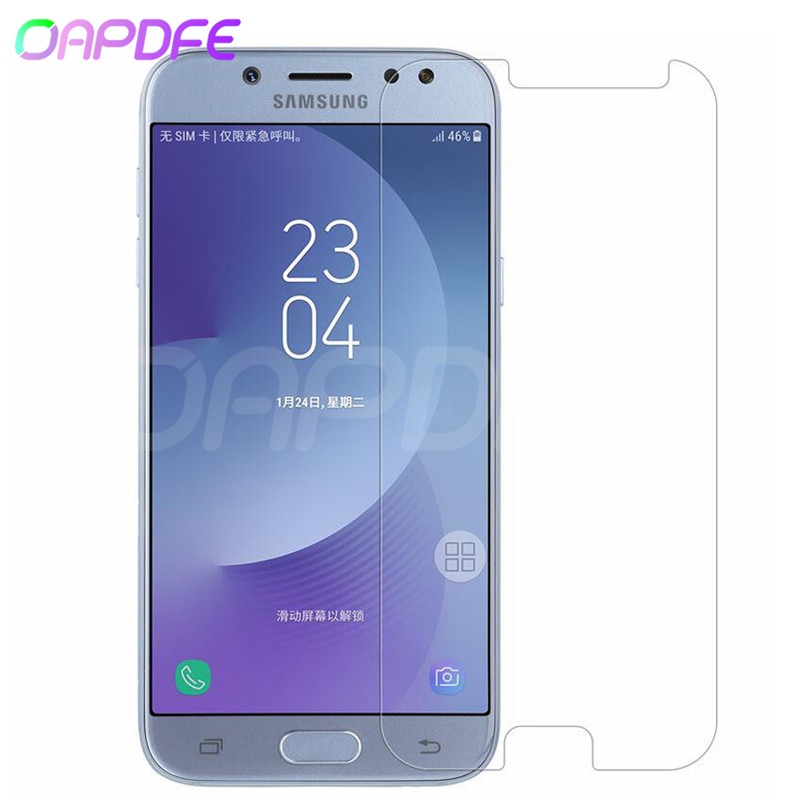 9H Protective Glass For Samsung Galaxy J7 J5 J3 2015 2016 2017 Screen Protector J8 J2 J4 J6 Plus 2018 Tempered Glass Film Case