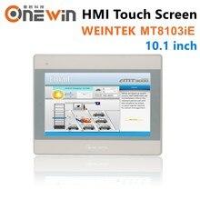 Weinview mt8103ie hmi tela sensível ao toque de 10.1 polegadas com wifi interface da máquina do painel toque construir em fácil acesso 2.0