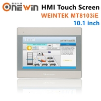 WEINVIEW/WEINTEK MT8103iE HMI Touch Screen 10.1 inch with wifi touch panel Machine Interface display build in Easy Access 2.0