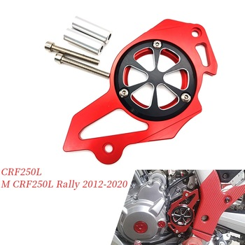 Front Sprocket Cover Engine Sprocket Chain Guard for Honda CRF250L /M CRF250L Rally 2012-2020