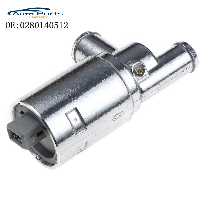 New High Quality Idle Air Control Valve For Volkswagen   Audi Motor 0280140512 034133455B