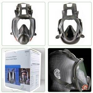 Image 5 - Original 6800 respirator gas mask Brand protection respirator mask against Organic gas