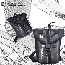 GHOST RACING  2018 new motorcycle waterproof leg bags, documents package riding