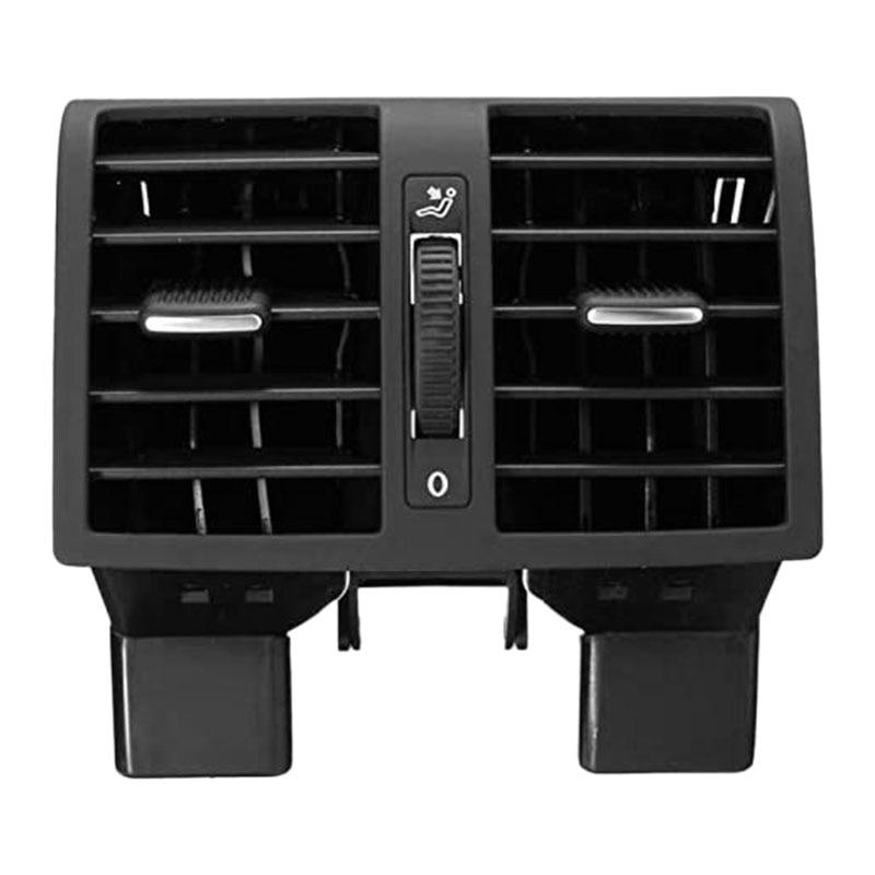 Задний центральный консоль вентиляционное отверстие заднего выхода воздуха для Touran 03-15 Caddy 1TD819203A