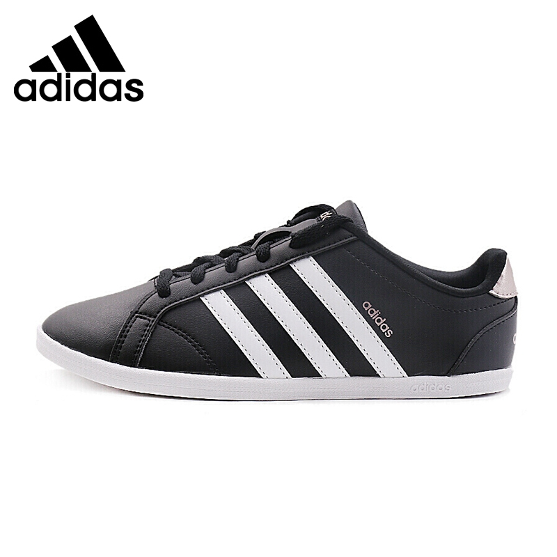 adidas neo Women's VS Coneo QT W Leather Sneakers