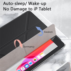Image 5 - Baseus Smart Case for iPad 10.2 inch 2019 7th Gen Lightweight Stand Case for iPad 10.2 inch Auto Sleep Wake Full Protect Cover