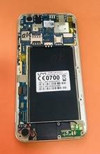 """Utilisé écran LCD dorigine + écran tactile numériseur + cadre + carte mère pour Umi Diamond X MTK6737 Quad Core 5.0 """"livraison HDFree"""