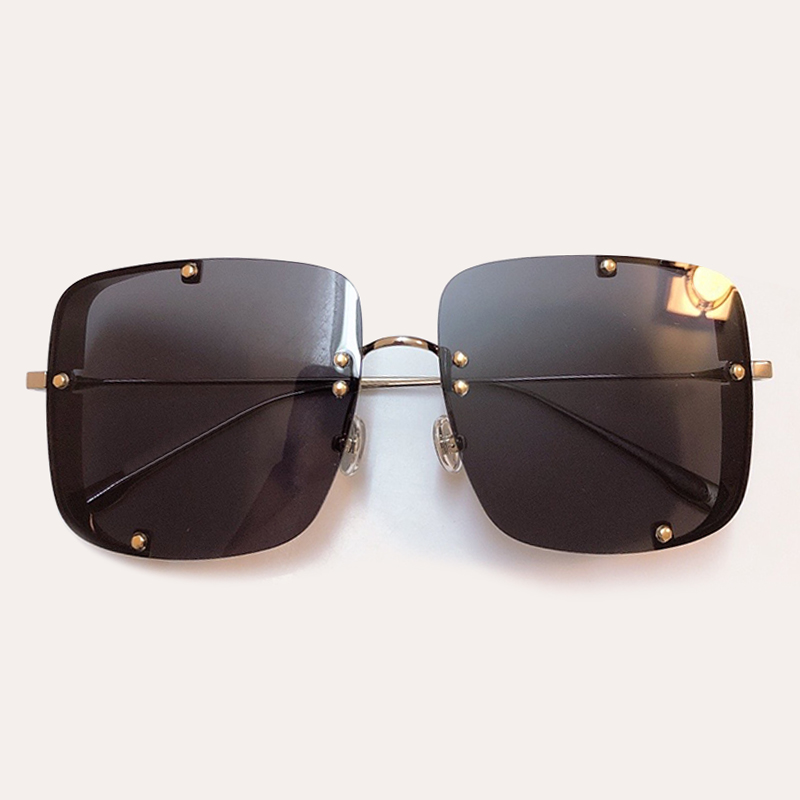 Oversize Square Sun Glasses Female Protection Shades Gradient UV400 Lens Sunglasses okulary damskie lunette de soleil