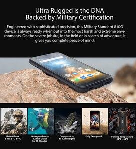 Image 5 - BLACKVIEW BV6300 Pro IP68 Waterproof Rugged Phone Helio P70 6GB+128GB Smartphone 4380mAh Android 10.0 Mobile Phone 4 Rear Camera
