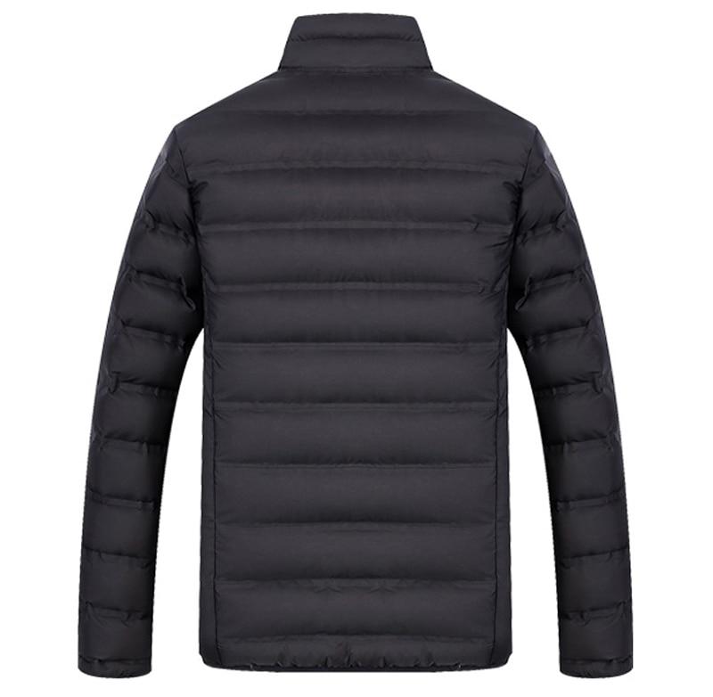 mens light windbreaker jacket slim fit winter jacket men parka coat streetwear men Bomber Jacket male sportswear autumn jacket 7