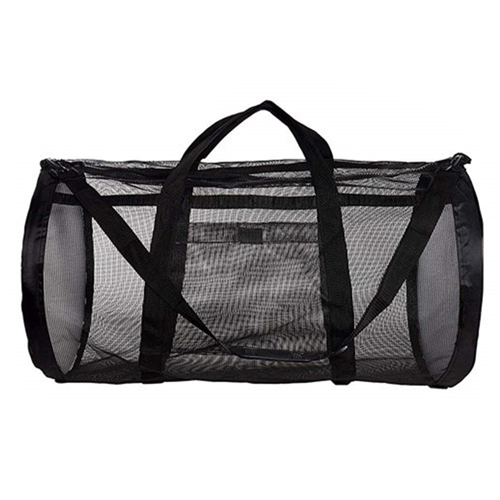 Quick Drying Beach Toy Children Mesh Multifunctional Sundries Protable Outdoor Large Capacity Nylon Swimsuit Summer Storage Bag