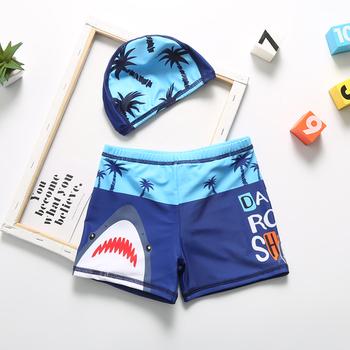 Darmowe zakupy chłopcy kąpielówki strój kąpielowy dziecięcy figi drukuj letnie dzieci strój kąpielowy chłopiec strój kąpielowy dla 6-13 lat tanie i dobre opinie CN (pochodzenie) Dobrze pasuje do rozmiaru wybierz swój normalny rozmiar XQ211 spandex blue 2XL 3XL 4XL 5XL