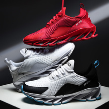Men Running Shoes Spring Blade Sneakers Cushioning Outdoor Men Sport Shoes Jogging Athletic Shoes Male Trainer Zapatillas Hombre top quality men s sneakers brand running shoes for men athletic shoes free run sport jogging shoes zapatillas deportivas mujer