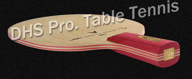 Wang Hao LOKI V7 CLCR 7 Wood Table Tennis Blade/ Ping Pong Blade/ Table Tennis Bat