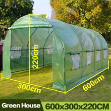 Shed Greenhouse Plastic Garden AULAYSED Outdoor Flower-Plant Keep-Warm-Cover for PE Roll-Up