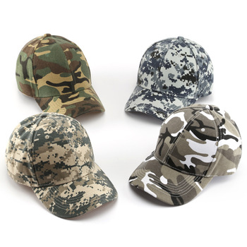 Camouflage Outdoor Sport Caps Tactical Baseball Hat Military Camo Hiking Casquette Hunting Cap Fashion 2