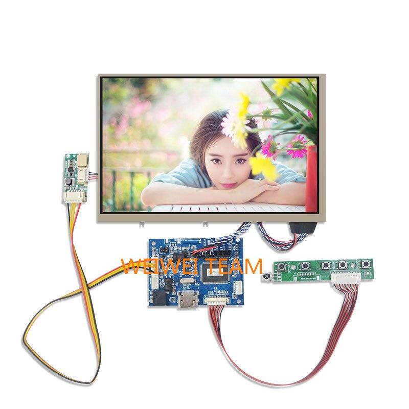 1280X800 8,2 дюймовый экран для Raspberry Pi 3 Model B + IPS на тонкопленочном транзисторе ЖК Дисплей HDMI до 40 булавка LVDS плата контроллера BP082WX1 100