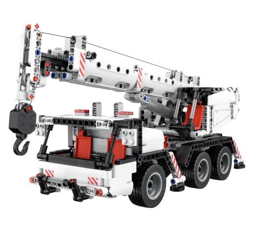 Xiaomi Mitu Building Blocks Miniature City Engineering Crane Robot Educational DIY Toys Car