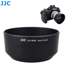 JJC Baionetta Reversibili Paraluce per obiettivi fotografici Ombra per Olympus M. ZUIKO DIGITAL 45 millimetri 1:1. 8 Lens/M4518 Sostituisce Olympus LH 40B
