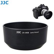 JJC geri dönüşümlü süngü kamera Lens Hood gölge Olympus M. ZUIKO dijital 45mm 1:1. 8 Lens/M4518 değiştirir Olympus LH 40B