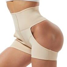 בגד גוף  חגורת הרזיה   מרים התחת מותניים מאמן מחוך קלסרים בטן shaper דוגמנות רצועת shapewear שלל היפ Enhancer הרזיה נדן תחתוני faja