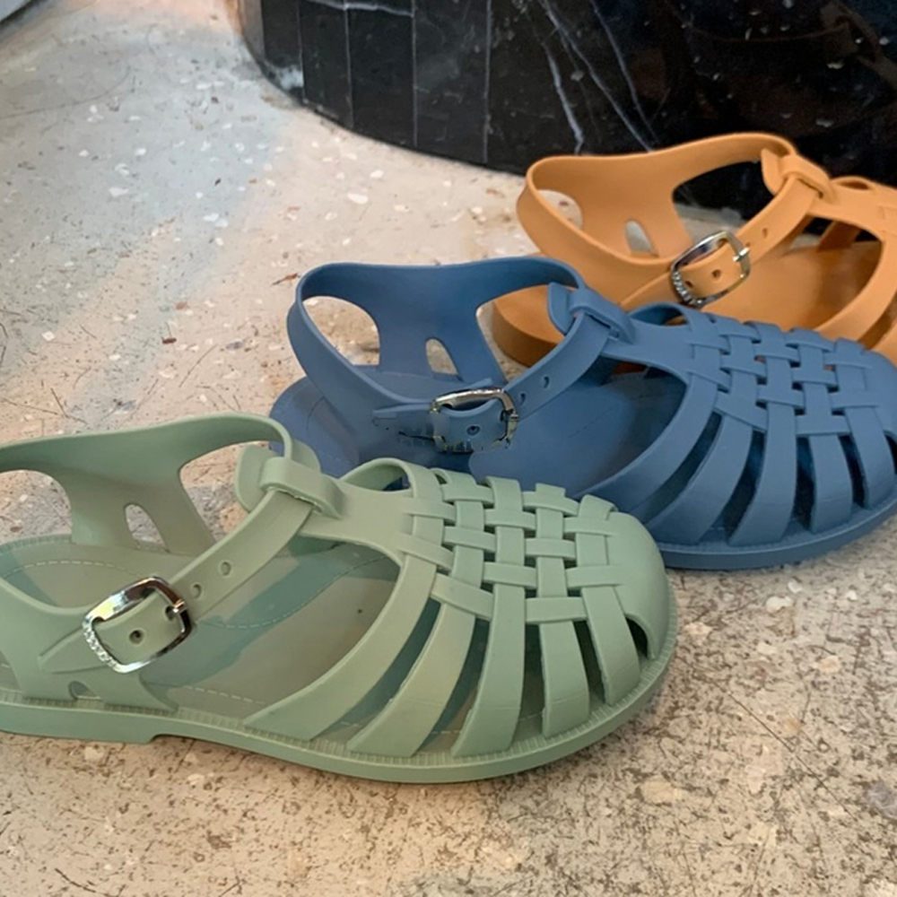 4pc Small Flip Flop Sandals Beach Summer  Flexible Plastic Mold For Resin Jewelry Crafts