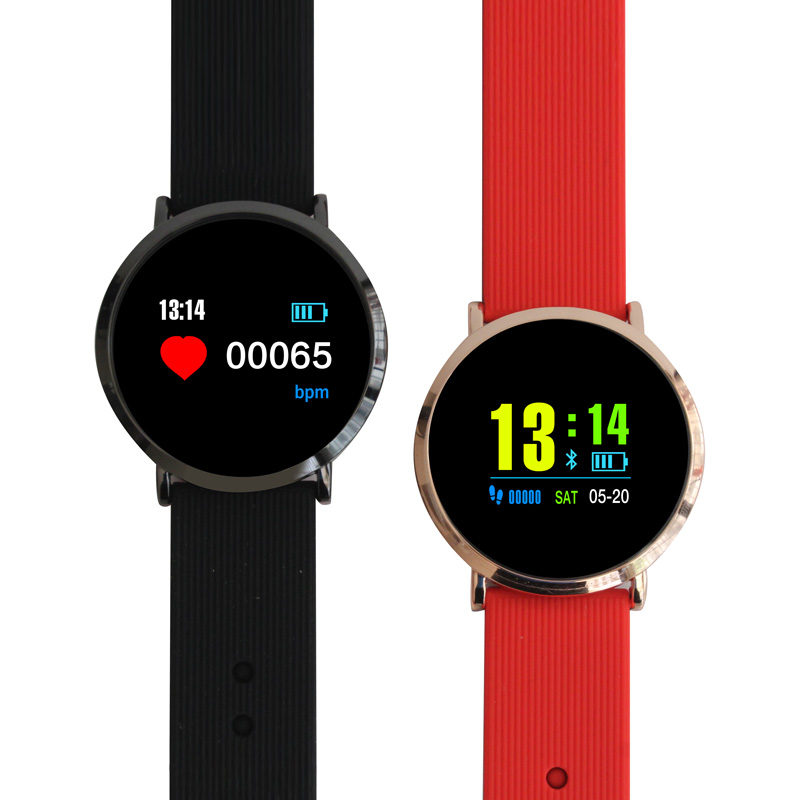 Image 5 - Sport Smart Watch android waterproof  Blood Pressure IP67 2019 Men Smartwatch Heart Rate Monitor Fitness Tracker Watch x88-in Smart Watches from Consumer Electronics