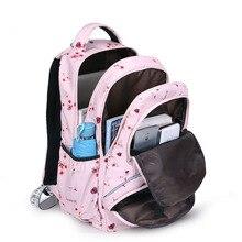 Mochila escolar grande de alta qualidade, bolsa bonita para escola, estudantes, à prova dágua, bolsa para livro, para adolescentes, crianças