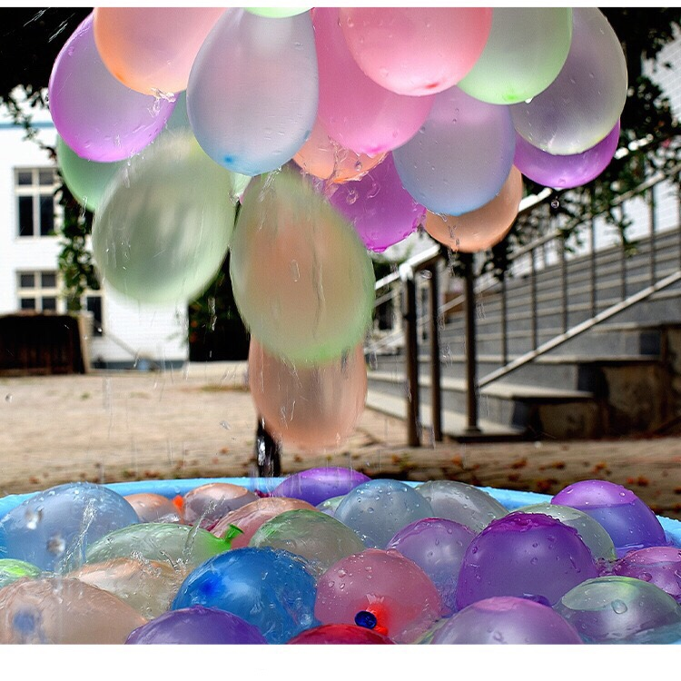 Funny Water Balloons Toys Magic Summer Beach Party 111pcs Outdoor Filling Water Balloon Bombs Toy For Kids Adult Children