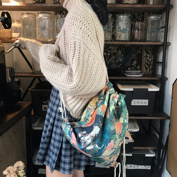 chinese style backpack 2020…