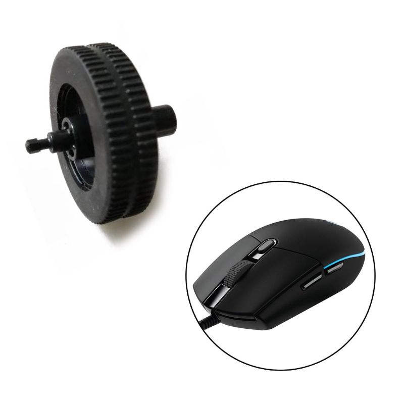Mouse Wheel Roller For Logitech G102 G304 GPRO Wired Mouse Roller Accessories
