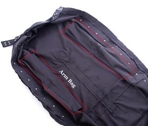 Image 5 - ミイラバッグマーメイドミイラ Gimp 拘束ストレートジャケット寝袋ボディバッグ袋ボンデージ拘束拘束