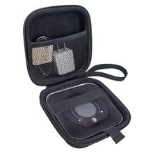 حقيبة سفر صلبة من إيفا الأحدث لعام 2020 مزودة بجهاز توجيه موبيلي جيجابت LTE موديل رقم M1 mr1100 4GX