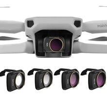 DJI Mavic Mini MCUV CPL 카메라 용 SUNNYLIFE 액세서리 MAVIC Mini 렌즈 필터 용 전문 필터 CPL ND8 ND16 ND32 유리