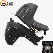 電話トヨタハイランダー ホイールのオーディオコントロールボタン 84250-0E220 84250-0E120