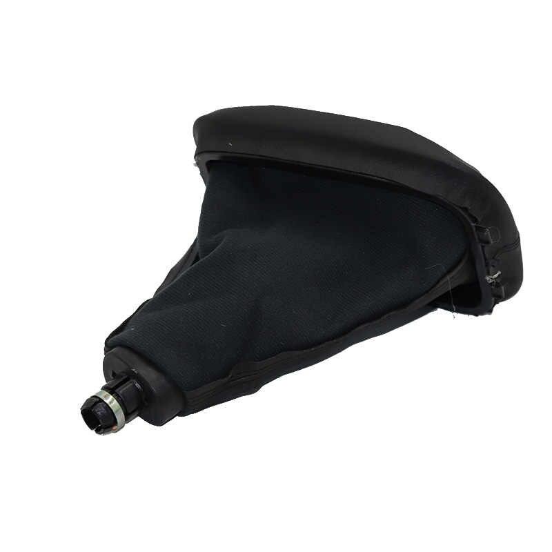 Manuel vites topuzu siyah çizme ile skoda Fabia için 1 MK1 2000-2008 vites kolu Shifter vites vites topuzu araba aksesuarları